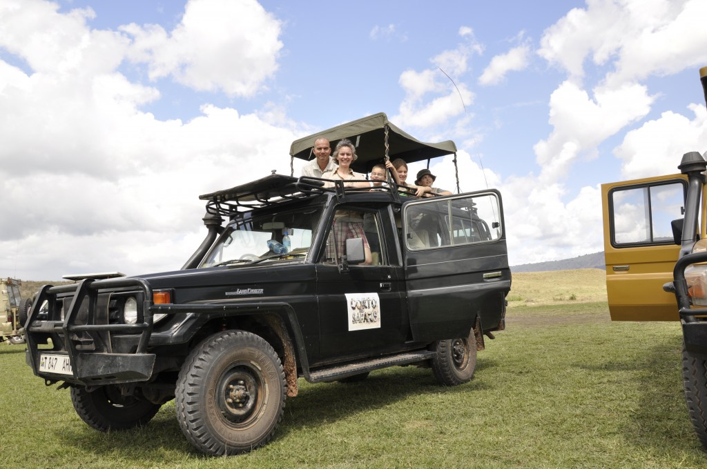 African Safari with your Family